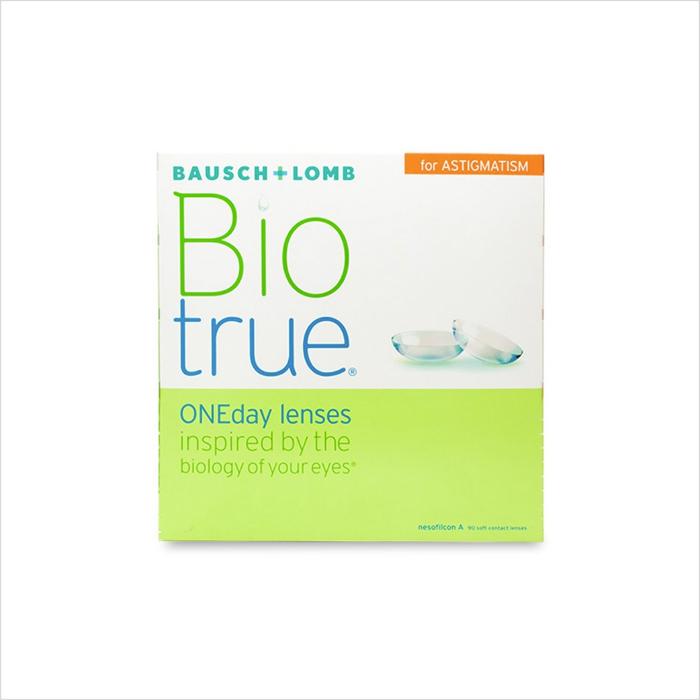 Biotrue ONEday for Astigmatism 90 Pack